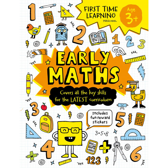 3+ Early Maths - Help with Homework