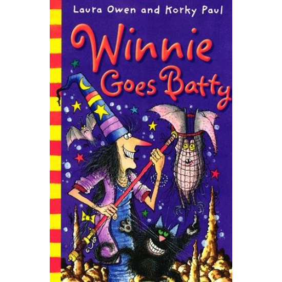 Winnie Goes Batty