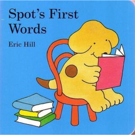 Spot's First Words (Board Book)