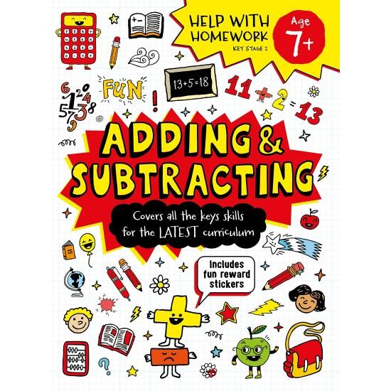 7+ Adding & Subtracting - Help with Homework