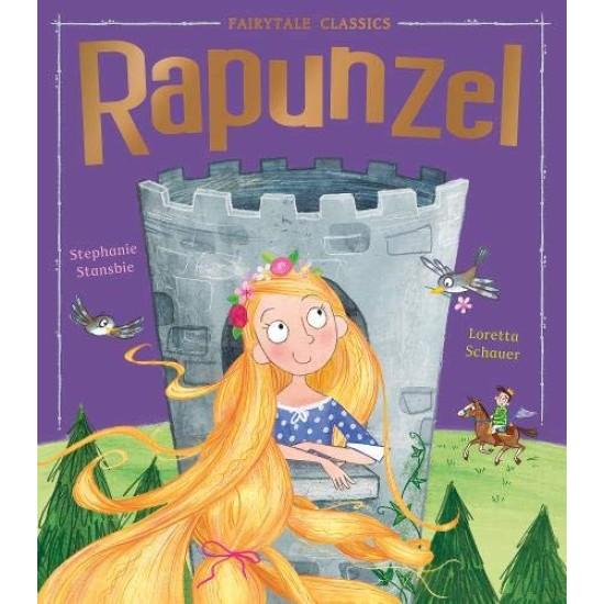 Rapunzel (Fairytale Classics)