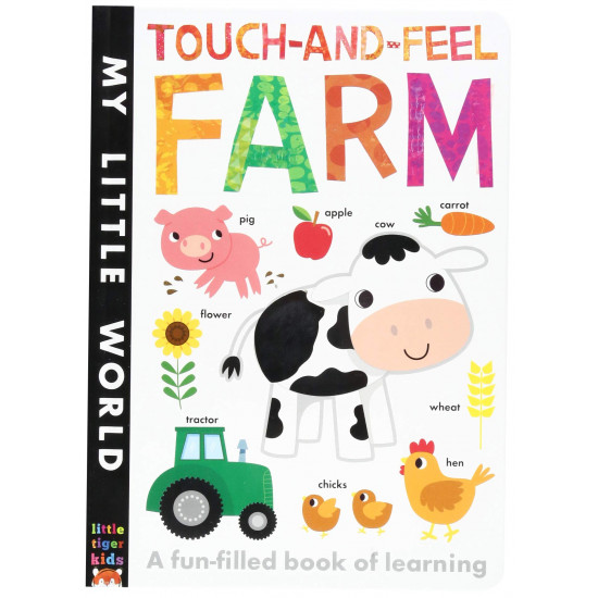 Touch-and-feel Farm (My Little World)