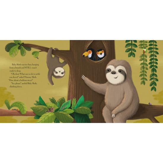 Bedtime for Baby Sloth  (Hardback)