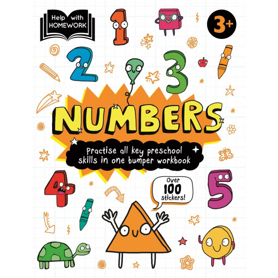 3+ Numbers - Help with Homework