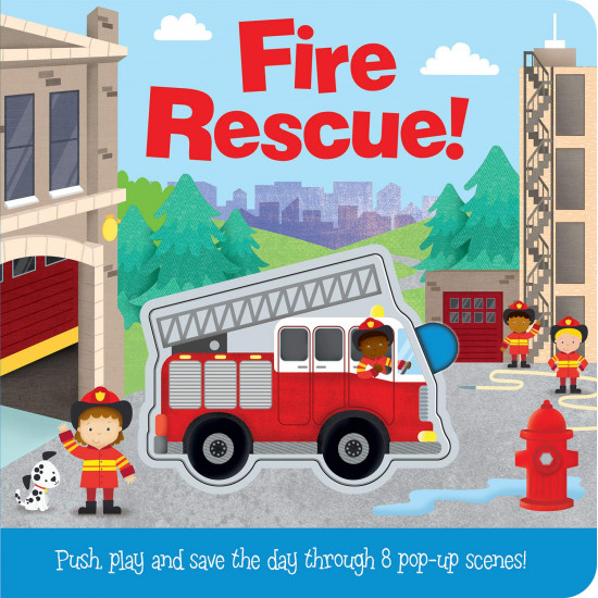 Fire Rescue! (Push and Play)
