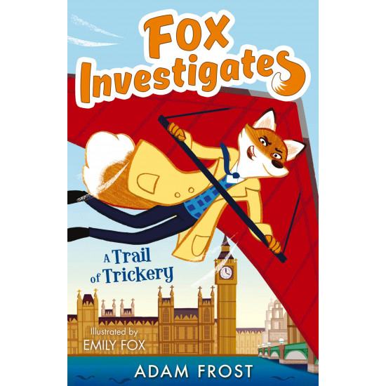A Trail of Trickery (Fox Investigates)