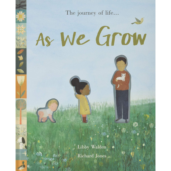 As We Grow: The journey of life... (Hardcover)
