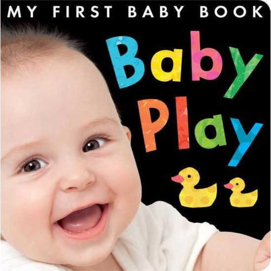 Baby Play (Board Book)