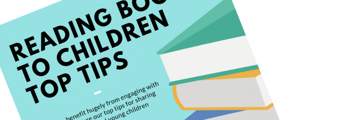 Reading Books to Children - Top Tips